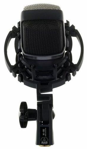 Микрофон с большой мембраной для студии AKG C214