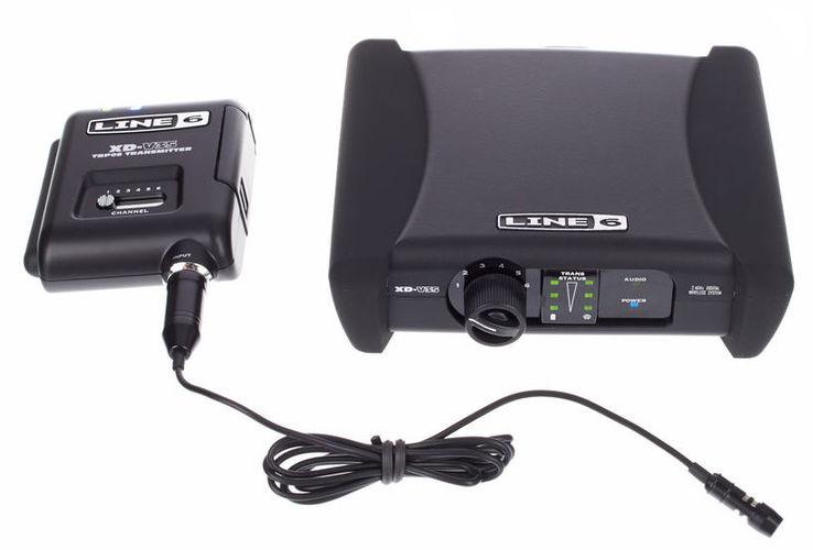 Радиосистема с петличным микрофоном LINE 6 XD-V35L радиосистемы line 6 xd v75