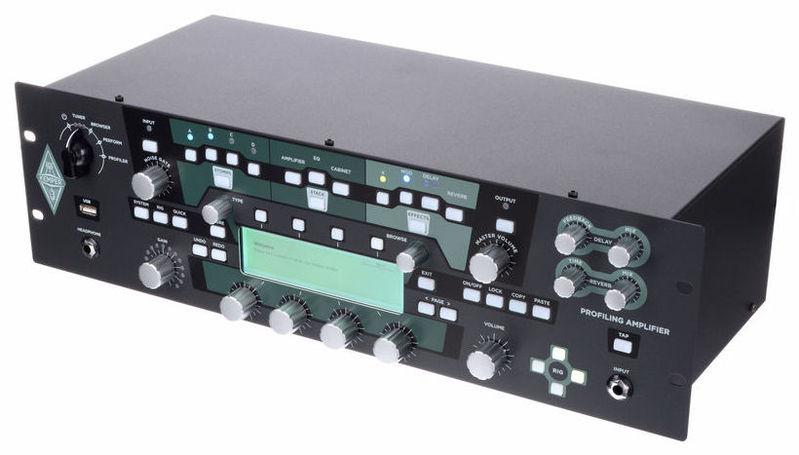 Гитарный усилитель Kemper Profiling Amplifier PowerRack impurity profiling of drugs and pharmaceuticals