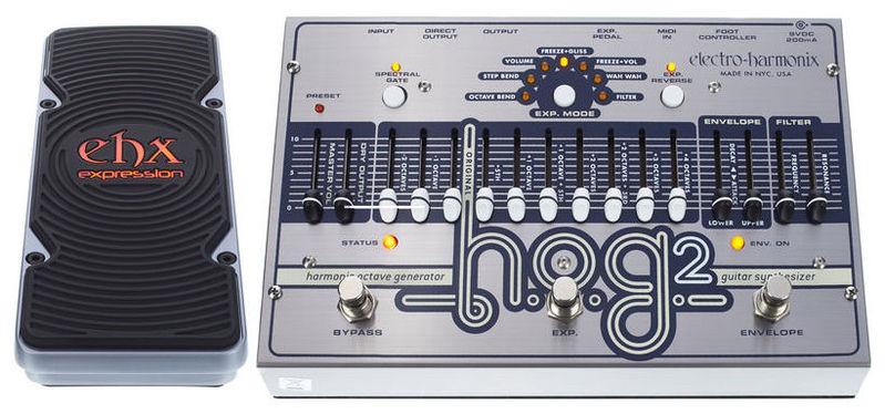 Гитарный процессор для электрогитары Electro-Harmonix HOG2 douk audio 1pc electro harmonix eh kt90