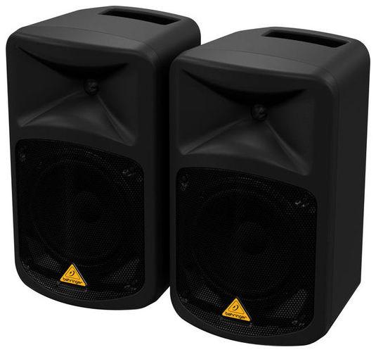 все цены на  Активная акустическая система Behringer EUROPORT EPS500MP3  онлайн