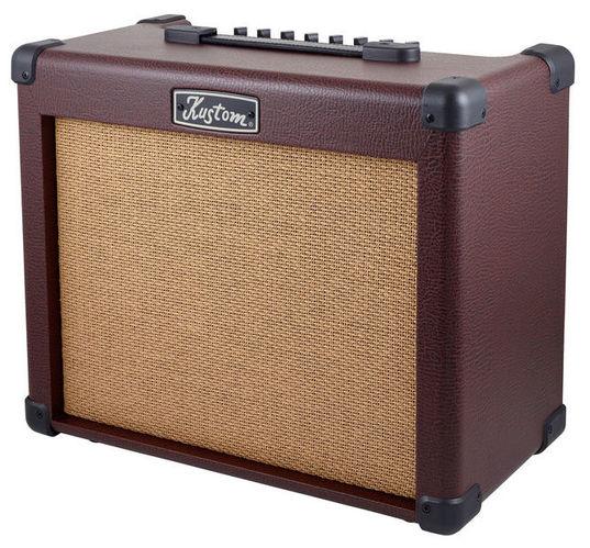 Комбо для акустической гитары Kustom SIENNA 30 Pro комбо для гитары boss katana mini