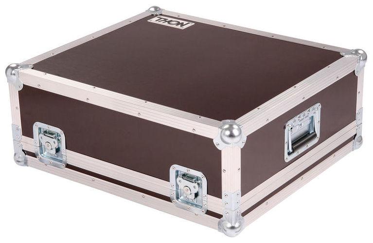 Кейс для микшерных пультов Thon Mixer Case Soundcraft Si EX1 кейс для микшерных пультов thon mixer case powermate 1600 2