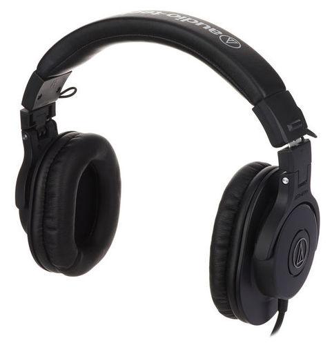 Наушники закрытого типа Audio-Technica ATH-M30Х наушники закрытого типа audio technica ath m50 x wh