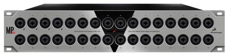 Микрофонный предусилитель Antelope Audio MP32 предусилитель стерео icon audio ba 2 mk ii