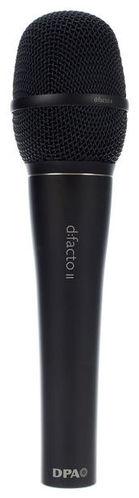 Конденсаторный микрофон DPA Microphones D:Facto II вокальный вечер