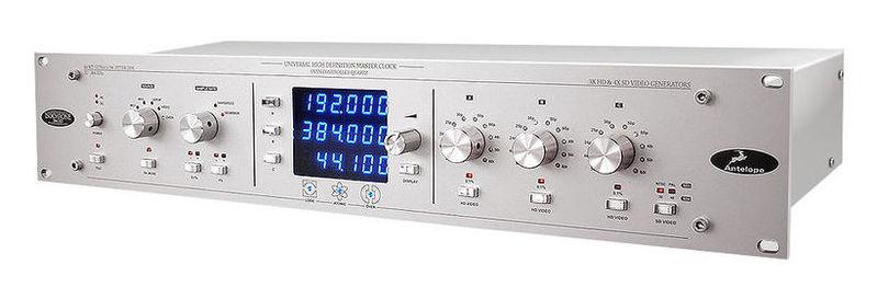 ЦАП-АЦП конвертер Antelope Audio ISOCHRONE TRINITY цап ацп конвертер benchmark dac3 hgc b