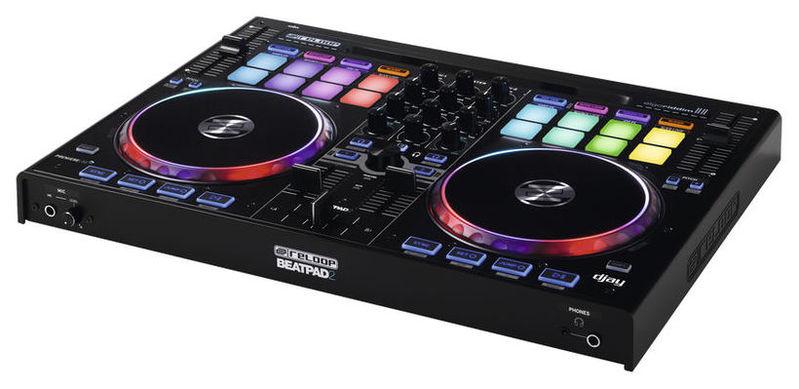 MIDI, Dj контроллер Reloop Beatpad 2 копилка беззаботное сердечко 7 х 11 х 12 7 см