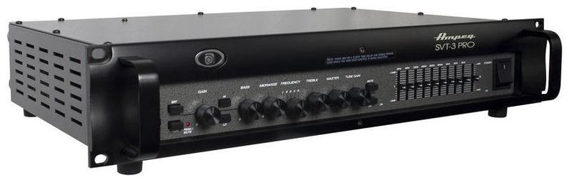 Усилитель для бас-гитары AMPEG SVT-3PRO усилитель для бас гитары ampeg svt 3pro