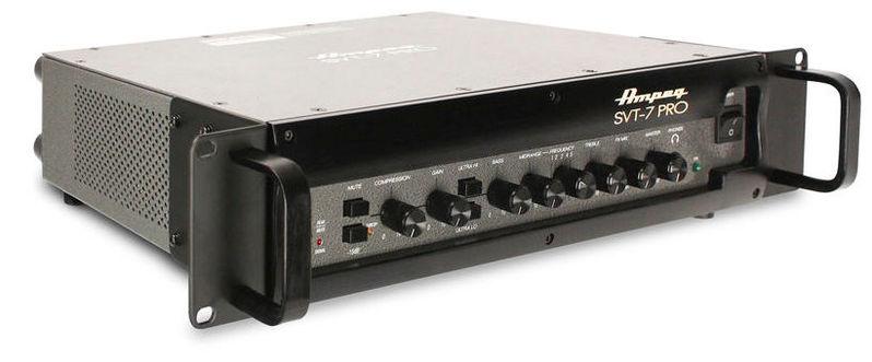 Усилитель для бас-гитары AMPEG SVT-7PRO басовый усилитель ampeg svt 3pro