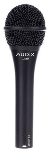 Динамический микрофон AUDIX OM5 вокальный вечер
