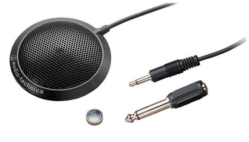 Поверхностный микрофон Audio-Technica ATR4697 поверхностный микрофон audio technica es947 led