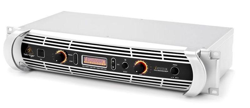 Усилитель мощности 850 - 2000 Вт (4 Ом) Behringer iNUKE NU3000DSP