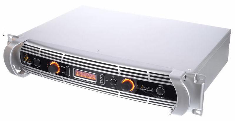 Усилитель мощности 2000 Вт и более (4 Ом) Behringer iNUKE NU6000DSP