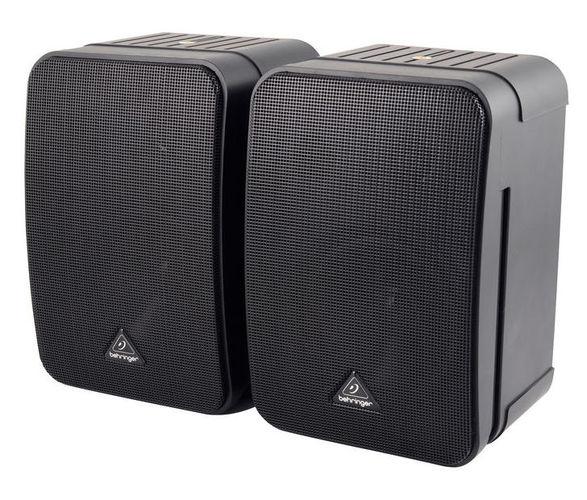 Пассивный студийный монитор Behringer MONITOR SPEAKERS 1C-BK buy jbl monitor speakers