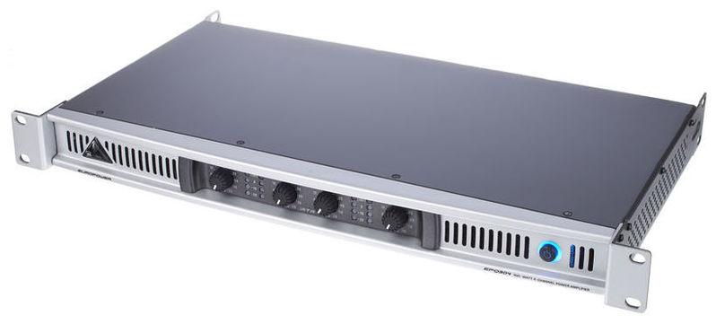 Многоканальный усилитель мощности Behringer EUROPOWER EPQ304 многоканальный усилитель мощности rotel rmb 1585 silver