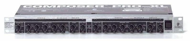 Компрессор, гейт, лимитер Behringer COMPOSER PRO-XL MDX2600