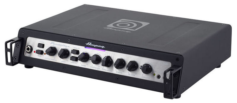 Усилитель для бас-гитары AMPEG PF-500 усилитель для бас гитары ampeg svt 4pro