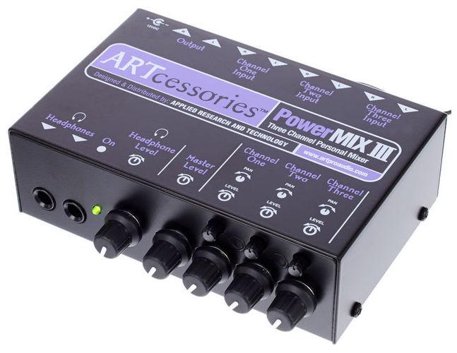 Аналоговый микшер Art PowerMIX 3 mondial f powermix carp scopex