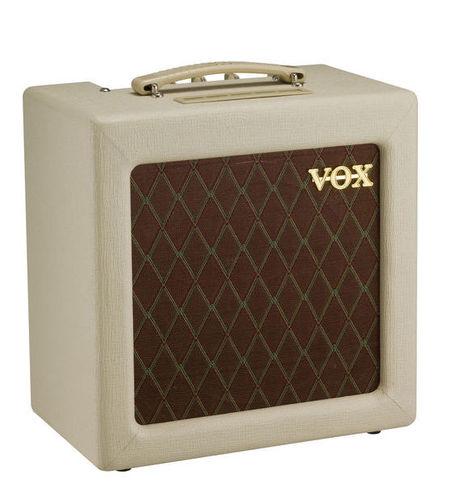 Комбо для гитары VOX AC4TV комбо для гитары vox mini5 rhythm iv