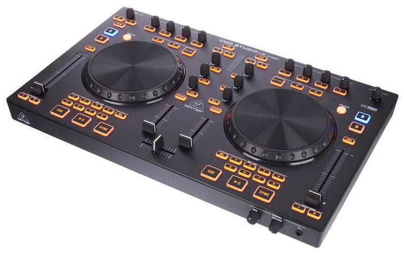 MIDI, Dj контроллер Behringer CMD STUDIO 4A