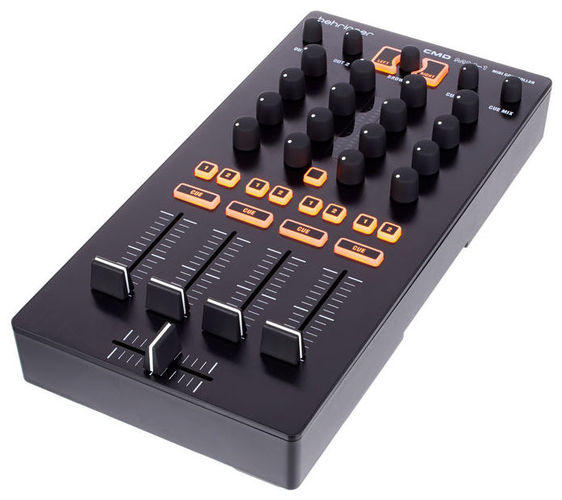 MIDI, Dj контроллер Behringer CMD MM-1