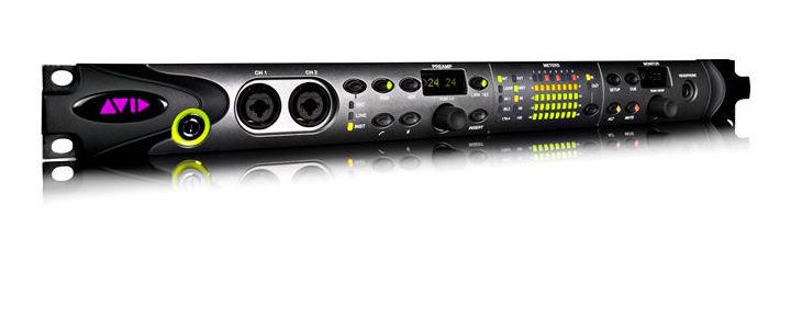 Звуковая карта внешняя Avid HD OMNI звуковая карта внешняя avid hd omni