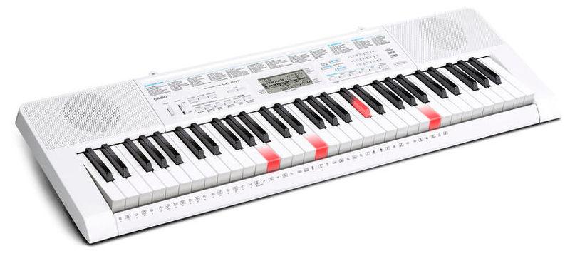 Синтезатор Casio LK-247 casio lk 260