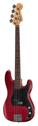 где купить  4-струнная бас-гитара Fender Nate Mendel P Bass  по лучшей цене