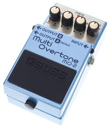 mo mo no mythologies to follow 2 lp Педаль Overdrive и Distortion Boss MO-2: Multi Overtone