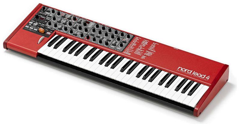 Синтезатор Clavia Nord Lead 4 электроорган clavia nord c2d combo organ