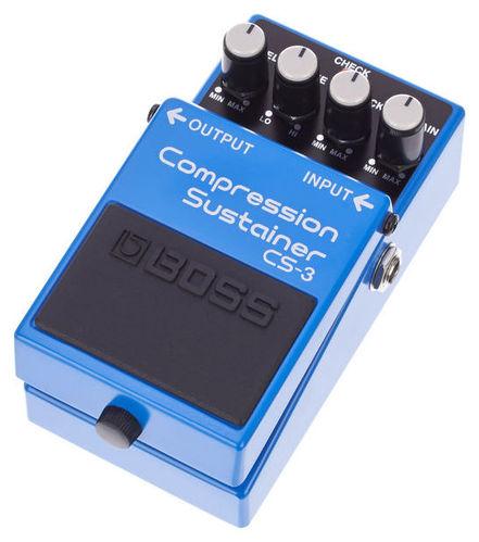Педаль Compressor Boss CS-3