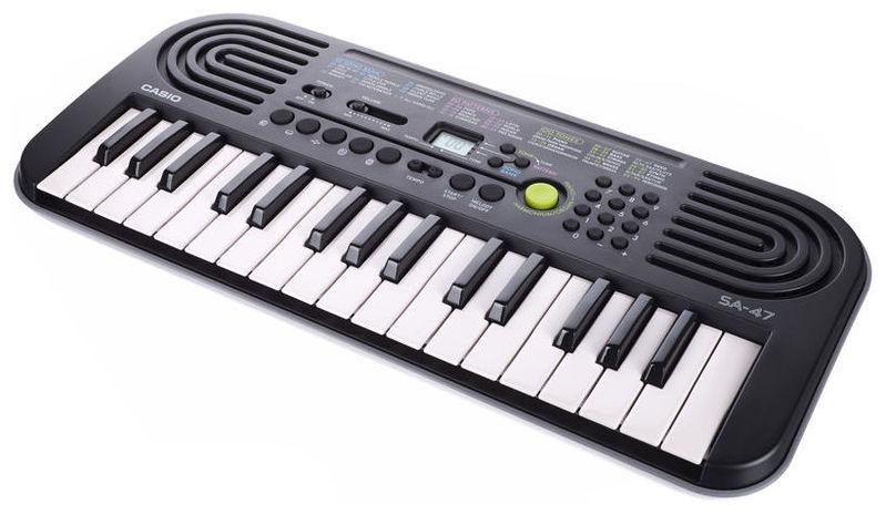 Детский синтезатор Casio SA-47