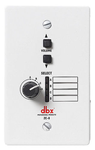 Контроллер акустических систем Dbx ZC8 контроллер акустических систем dbx zc8