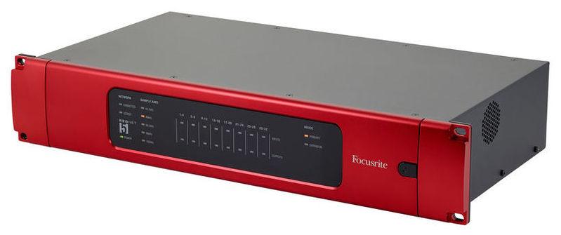 ЦАП-АЦП конвертер Focusrite RedNet5 цап ацп конвертер focusrite rednet3