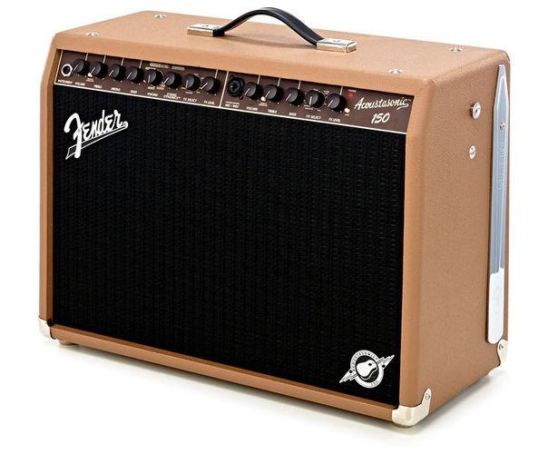 Комбо для акустической гитары Fender Acoustasonic 150 комбо для гитары fender mustang gt 200