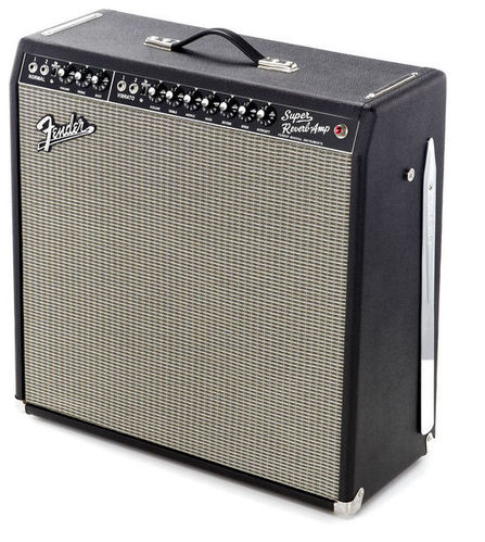 Комбо для гитары Fender 65 SUPER REVERB комбо для гитары fender mini tonemaster