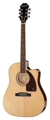 Электроакустическая гитара Epiphone AJ-220SCE