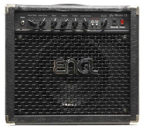 Гитарный усилитель ENGL E310 GIG Master combo гитарный усилитель randall nbking100 e