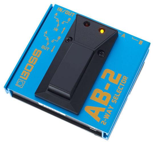 Контроллер, фут-свитч Boss AB-2