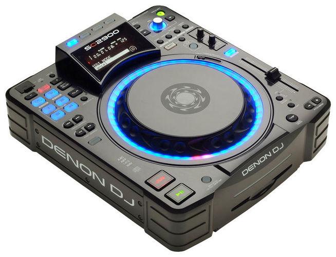MIDI, Dj контроллер Denon SC2900 плеер denon dbt 3313