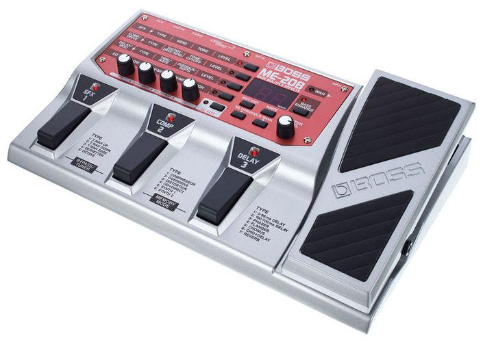 Гитарный процессор для бас-гитары Boss ME-20B