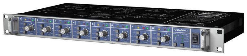 Микрофонный предусилитель RME OCTAMIC II предусилитель стерео icon audio ba 2 mk ii