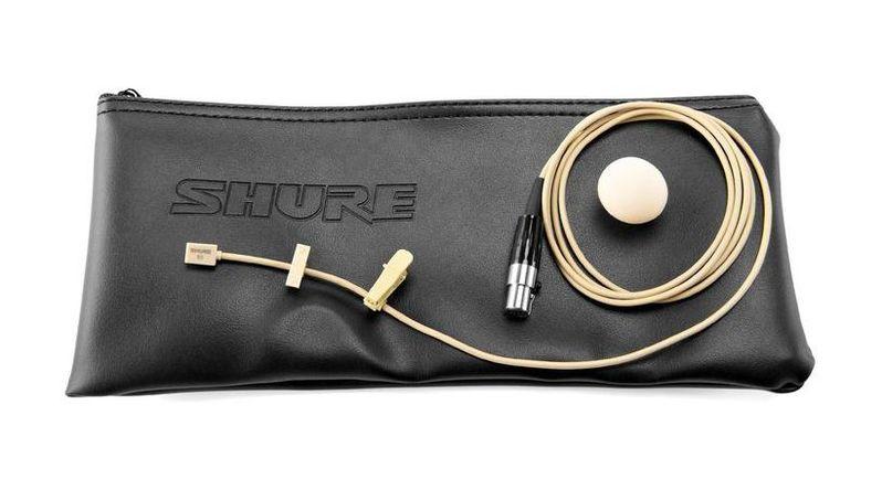 Петличный микрофон Shure WL93T стерео микрофон shure vp88