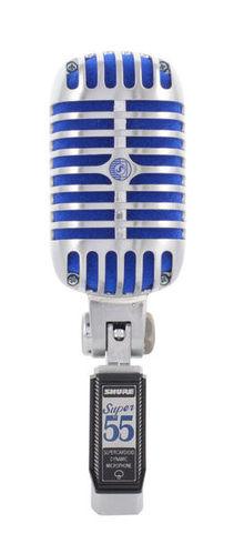 Динамический микрофон Shure SUPER 55 Deluxe стерео микрофон shure vp88
