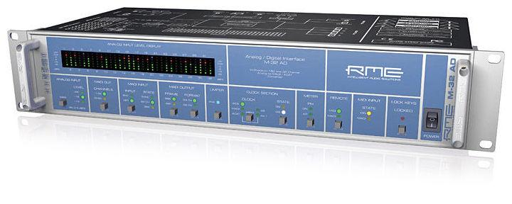 ЦАП-АЦП конвертер RME M-32 AD цап ацп конвертер benchmark dac3 hgc b