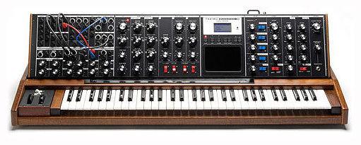 Синтезатор Moog Voyager XL синтезатор moog werkstatt