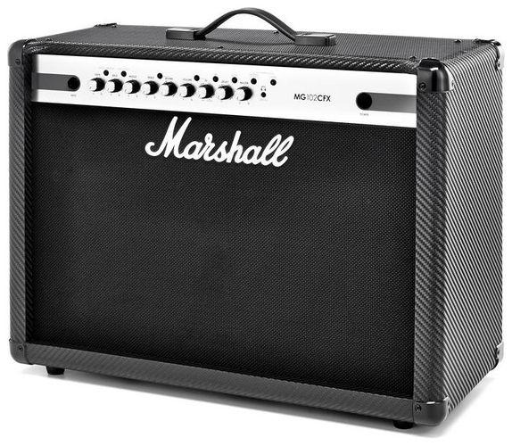 Комбо для гитары MARSHALL MG102CFX комбо для гитары fender mustang gt 200