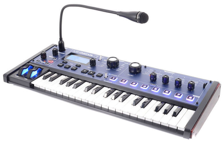 Синтезатор Novation Mininova джинсы top secret top secret to795ewmgt46