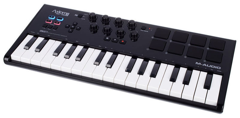 MIDI-клавиатура 32 клавиши M-Audio Axiom AIR Mini 32